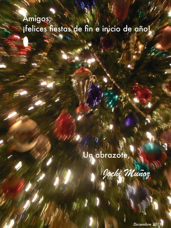 ¡Felices fiestas de fin e inicio de año!